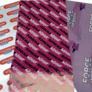Flexografia embalagem